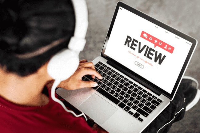 Give Music review to earn money online
