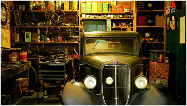 Things to Consider Before You Get a Garage Storage Cabinet