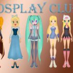 What are the preparations required to start a cosplay club