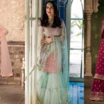 Trending Sharara Suit To Rock The Wedding Occasion