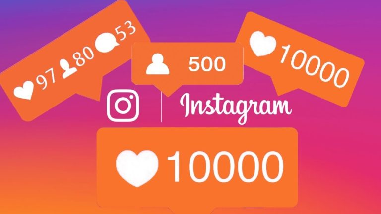 Get more followers on Instagram to increase the likes