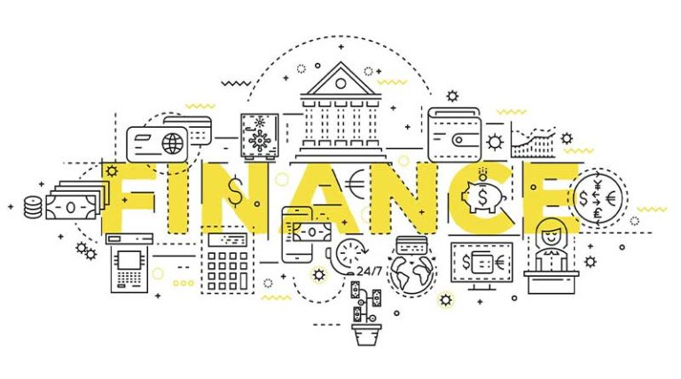 What are Financial Services