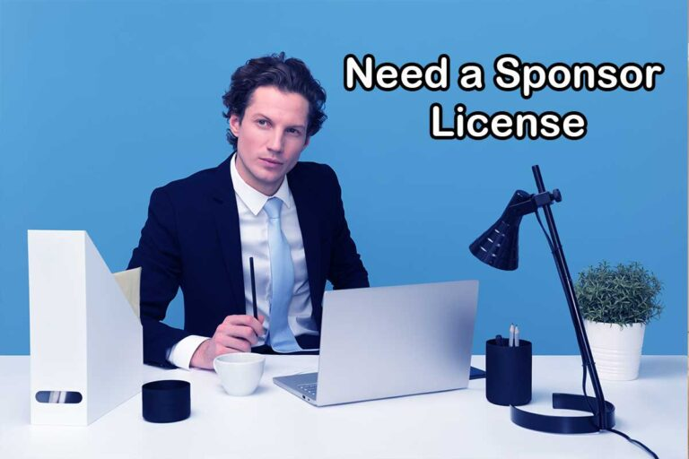 Need a Sponsor License